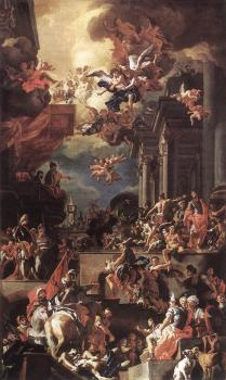 The Massacre Of The Giustiniani At Chios